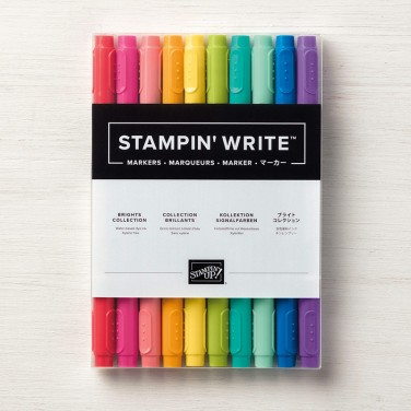 stampin write markers
